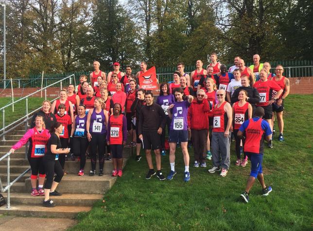Love Luton Half Marathon 2017 - Stopsley Striders
