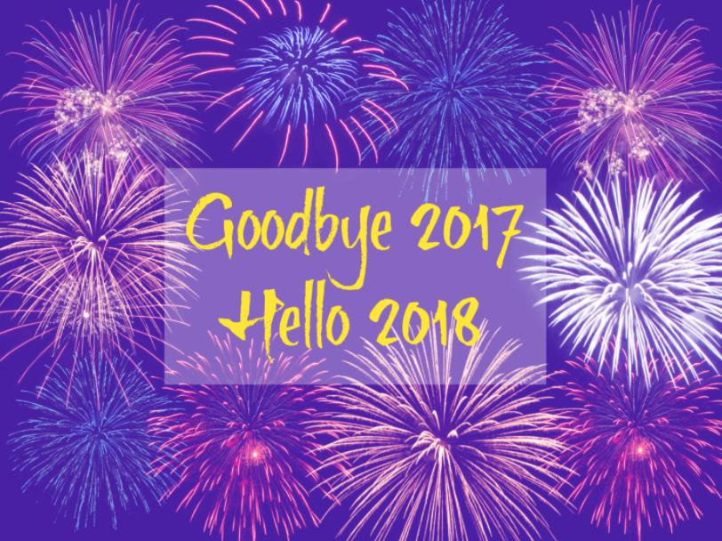 This Runner Loves Purple - Hello 2018