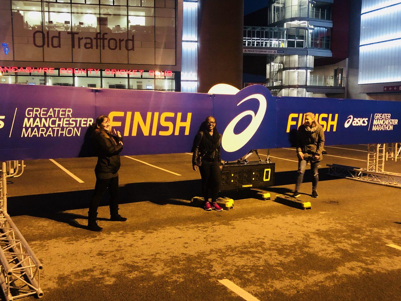 Manchester Marathon 2018 Pre-race